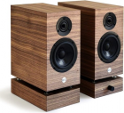 WRS MM6 walnut active, including base