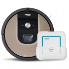 Set Roomba 976 + Braava 240