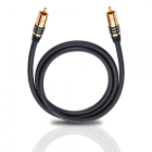 Oehlbach NF Sub-kabel cin/cinch 5,0m mono